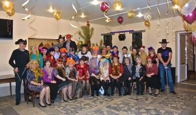 Новый год в «Ерино» с маскарадом с 31 декабря по 2 января.