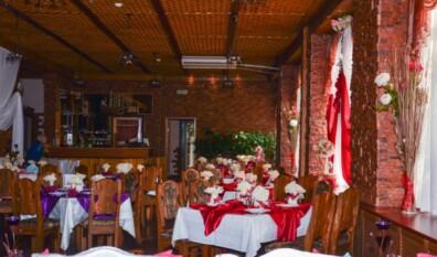 Ресторан «Кардинал» по воскресеньям с 17 до 21 ч. Дмитровское шоссе, д.75